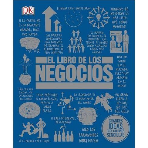 El Libro de Los Negocios - (Big Ideas) (Hardcover) - image 1 of 1