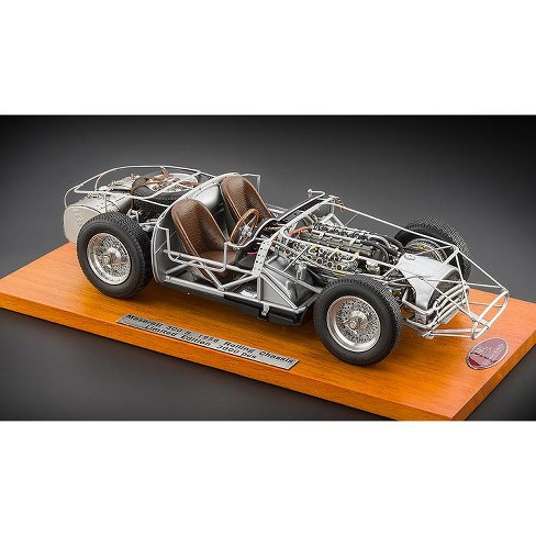1956 Maserati 300S Rolling Chassis 1/18 Diecast Model by CMC - image 1 of 4