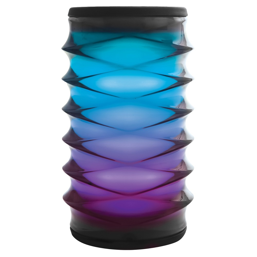 Color Changing Bluetooth Rechargeable Speaker System w/Speakerphone, Mutilcolored