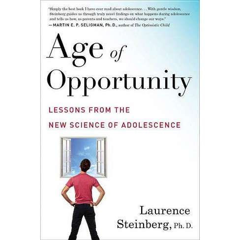 Age of Opportunity - by  Laurence Steinberg (Paperback) - image 1 of 1