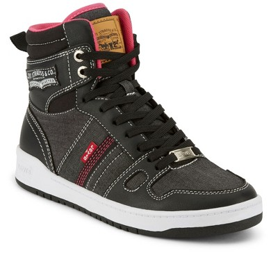 Levi's Womens 521 BB Hi CHMB Fashion Hightop Sneaker Shoe