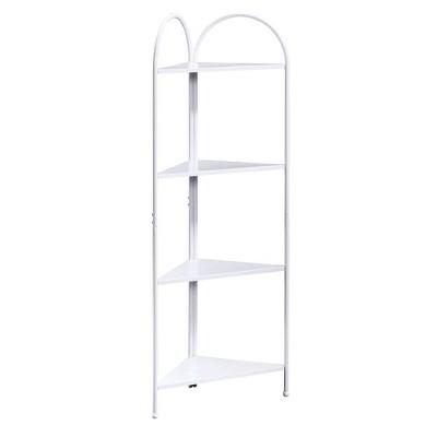 Cottage Road Tower Decorative Bookshelf White - Sauder