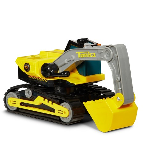 Tonka Power Movers Lights & Sounds Excavator - image 1 of 7