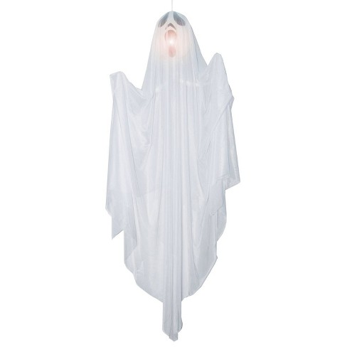 Halloween Animated Ghost Dcor White - image 1 of 1