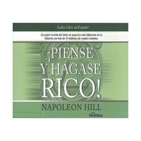 piense y hgase rico think and grow rich series spanish edition