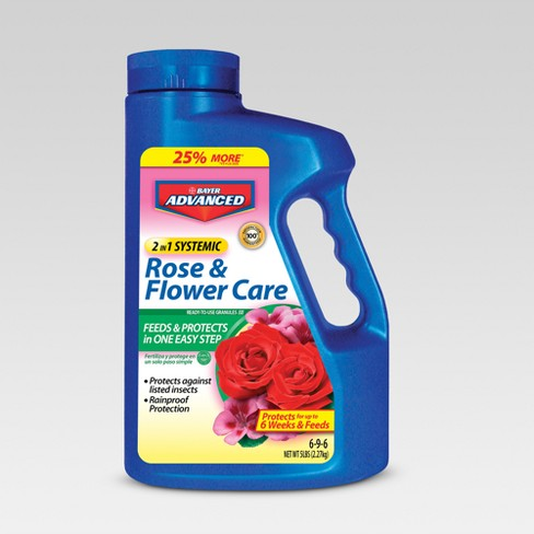 Rose and Flower Care Granules - Bayer - image 1 of 1