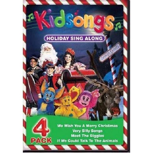 Kidsongs Holiday Sing Along Dvd
