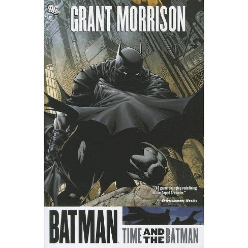 Batman: Time and the Batman - by  Grant Morrison (Paperback) - image 1 of 1