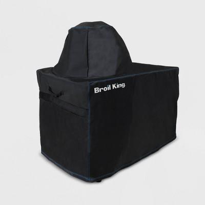 Broil King Premium Keg Cart Grill Cover Black