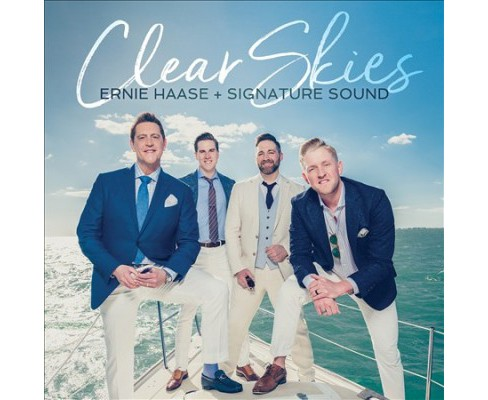 Ernie Haase - Clear Skies (CD) - image 1 of 1