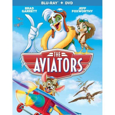The Aviators (Blu-ray) - image 1 of 1