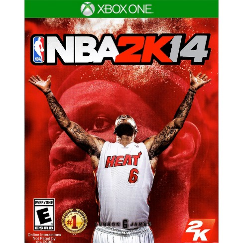 NBA 2K14 PRE-OWNED Xbox One - image 1 of 1