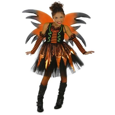 Girls' Raveena the Halloween Fairy Costume - Princess Paradise - image 1 of 1