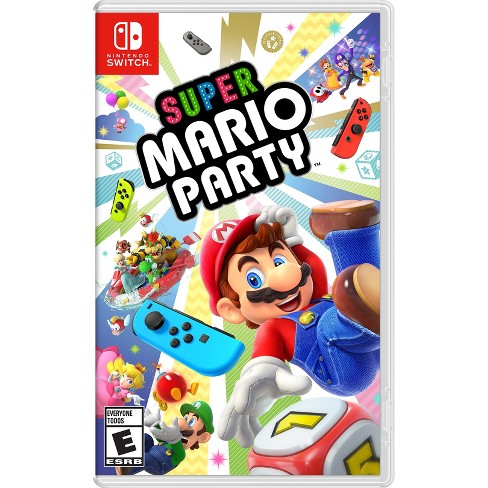 f691c14662 Super Mario Party - Nintendo Switch : Target