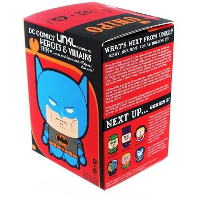 Toynami, Inc. UNKL Presents: DC Heroes & Villains Vinyl Figures Blind Box