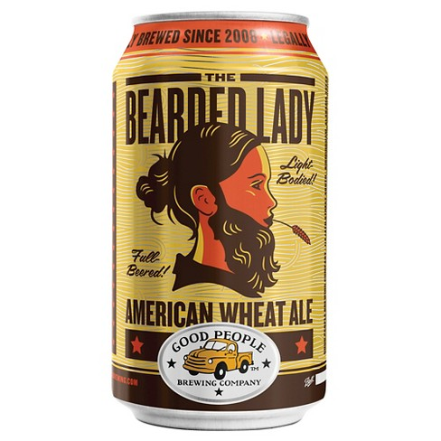Good People® Bearded Lady - 6pk / 12oz Cans - image 1 of 1