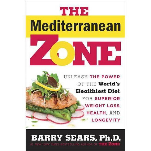 The Mediterranean Zone - by  Barry Sears (Hardcover) - image 1 of 1
