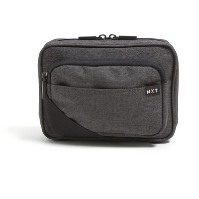 NXT Technologies Fabric Cable Organizer Kit Blk NX54721