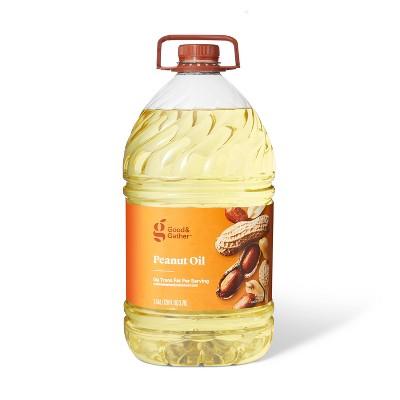Peanut Oil - 128oz - Good & Gather™