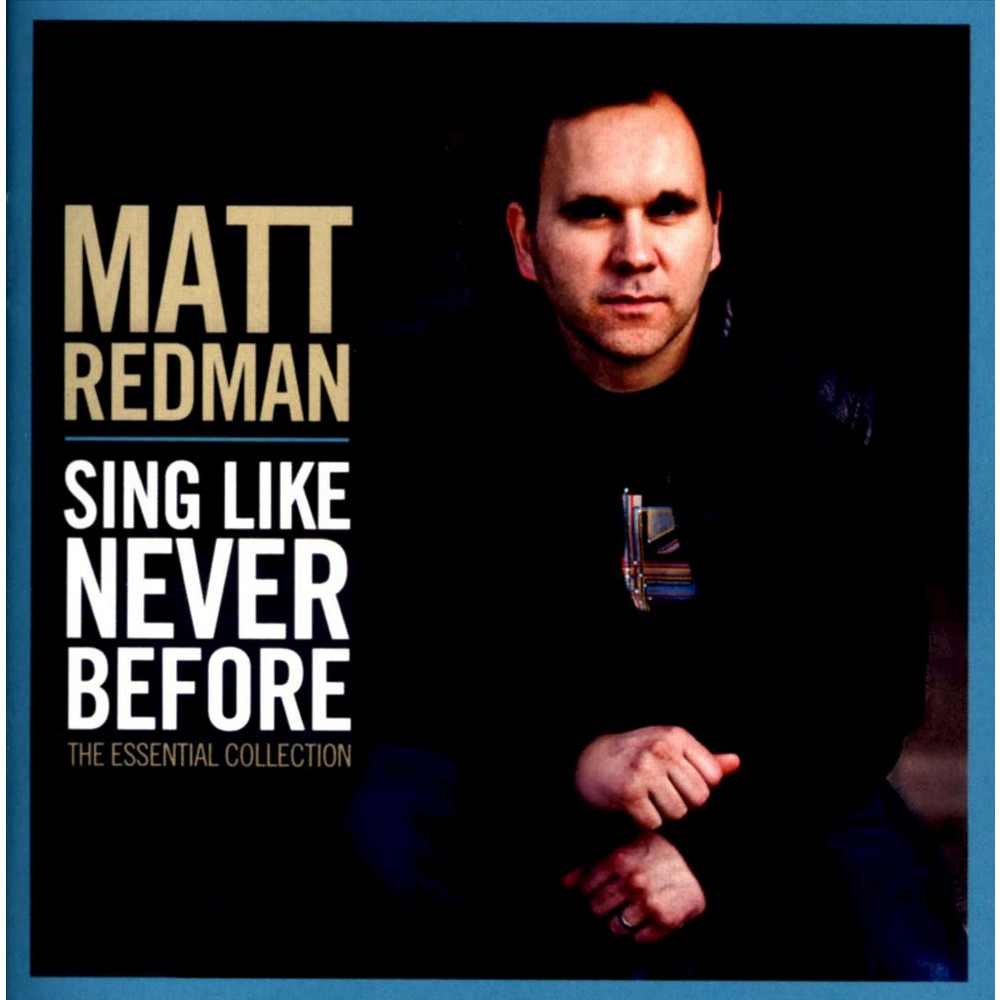 Matt Redman - Sing Like Never Before:Essential Coll (CD)