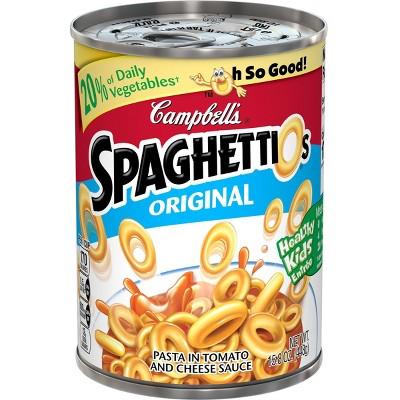 Campbell's SpaghettiOs Original - 15.8oz