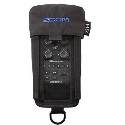 Zoom PCH-6 Protective Pouch For H6 Portable Recorder