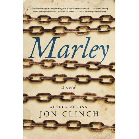 Marley - by  Jon Clinch (Hardcover) - image 1 of 1