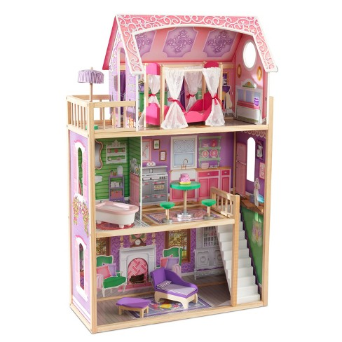 A Little Noticed Target In House Health >> Kidkraft Ava Dollhouse Target