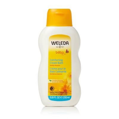 Weleda Comforting Bath Cream - 6.8 fl oz