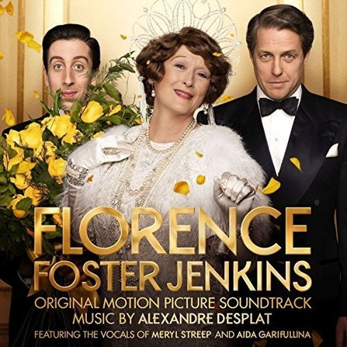 Various - Florence foster jenkins (Ost) (CD) - image 1 of 1