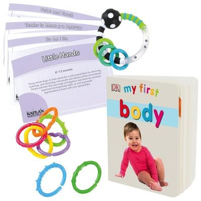 Kaplan Early Learning Little Hands Learning Kit  - Bilingual