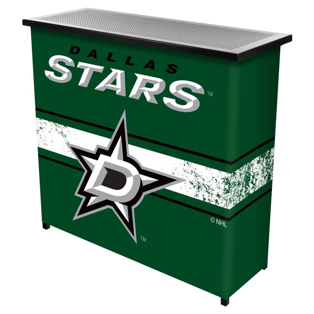 NHL Dallas Stars Portable Bar with Case