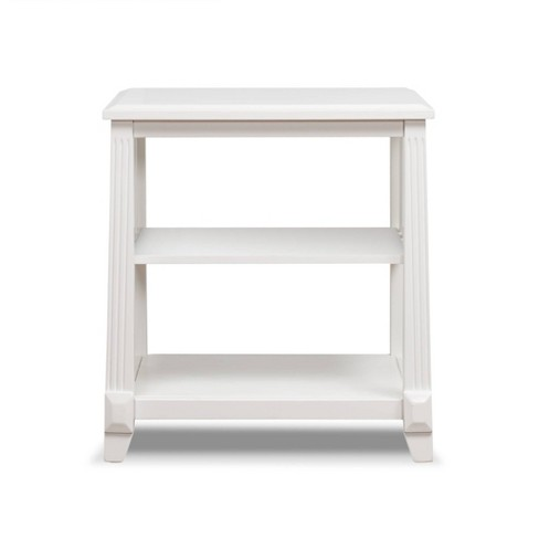 Sorelle Berkley Nightstand Chest White - image 1 of 2
