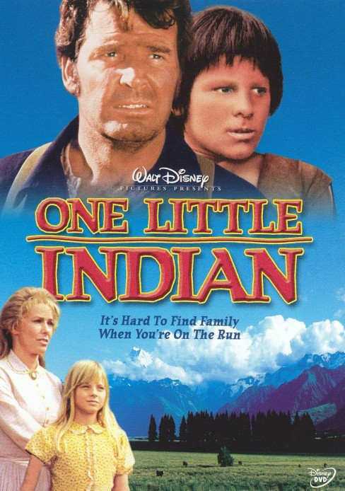 One little indian (DVD) - image 1 of 1
