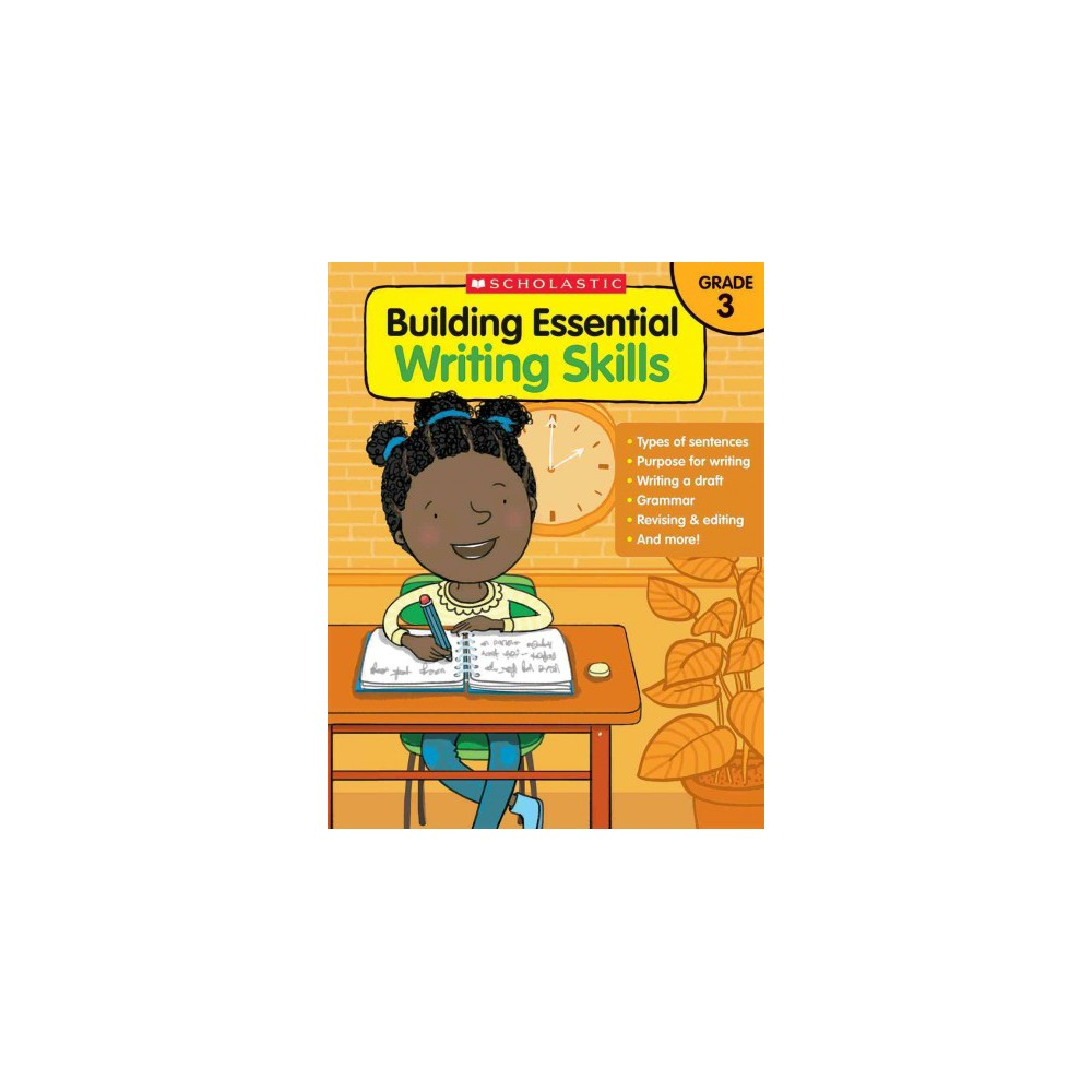 Building Essential Writing Skills Grade 3 (Paperback)