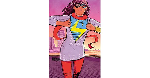 Ms. Marvel 5 : Super Famous (Paperback) (G. Willow Wilson) - image 1 of 1