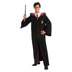 Harry Potter Men's Deluxe Standard Costume One Size