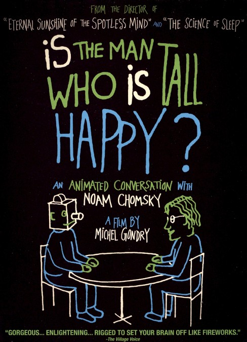 Is the man who is tall happy (DVD) - image 1 of 1