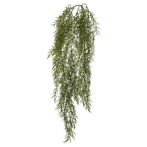 "Artificial Dill Leaf Vine (34"") Green - Vickerman - image 1 of 1"