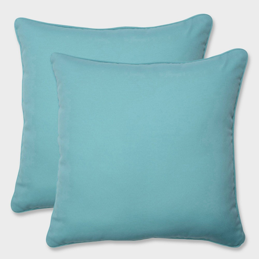 16 5 2pk Radiance Pool Throw Pillows Blue Pillow Perfect