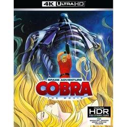 Space Adventure Cobra: The Animated Movie (4K/UHD)