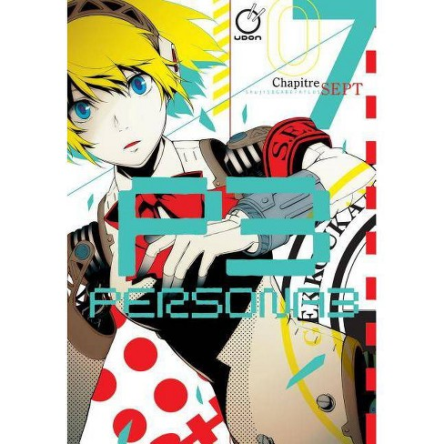 Persona 3 Volume 7 - by  Atlus (Paperback) - image 1 of 1