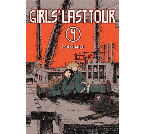 Girls' Last Tour 4 -  (Girls Last Tour) by Tsukumizu (Paperback) - image 1 of 1