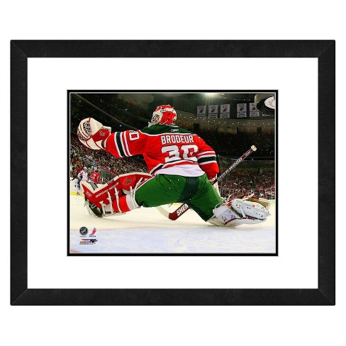 promo code 43760 6a60a NHL New Jersey Devils Martin Brodeur Framed Photo