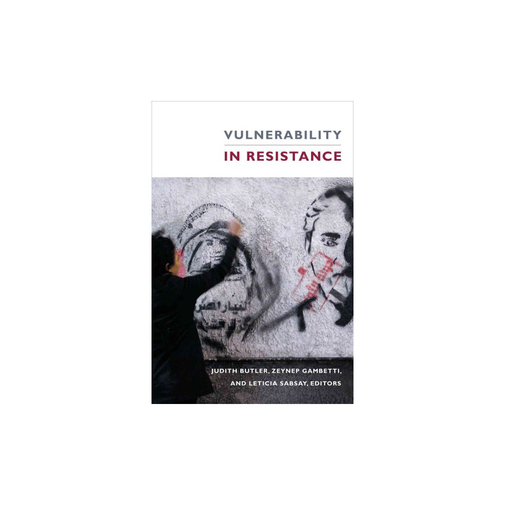 Vulnerability in Resistance - (Hardcover)