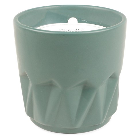 12oz Ceramic Container Candle Cardamom & Fig - Vineyard Hill Naturals by Paddywax - image 1 of 2