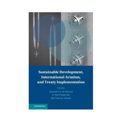 Sustainable Development International Aviation And Treaty