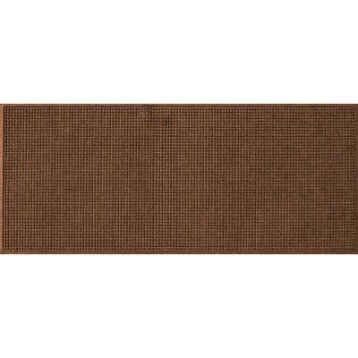 2'x5' Runner Aqua Shield Squares Indoor/Outdoor Doormat - Bungalow Flooring