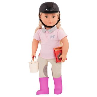 Our Generation Deluxe Riding Doll - Tamera