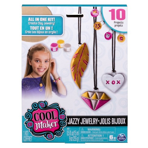 Cool Maker Jazzy Jewelry Clay Bracelets & Necklaces - image 1 of 8